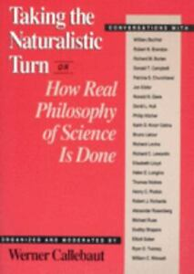 Taking the Naturalistic Turn, Or How Real Philosophy of Science Is Done (Science