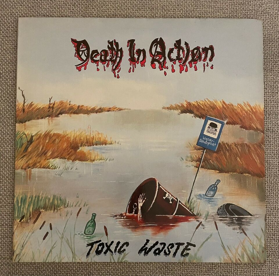 LP, Death in Action, Toxic Waste