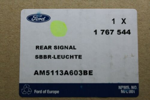 Original Queue Lumière à Gauche Intérieur Ford C-Max année 8//2010-3//2015 1767544