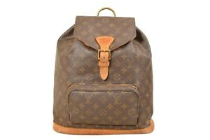 Louis-Vuitton-Monogram-Montsouris-GM-Backpack-Rucksack-M51135-YG00004