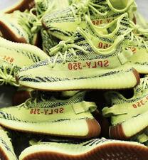 2aef61af6 Adidas Yeezy Boost 350 V2 Semi Frozen Yellow Size 12 w a receipt Free  Shipping