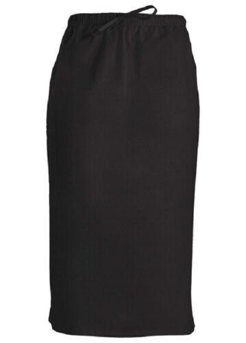 Scrubs Cherokee Womens 30/' Drawstring Skirt 4509 Black