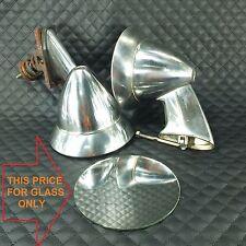 GLASS FOR FENDER MIRROR FITFOR DATSUN FAIRLADY 240Z 260Z 280Z 280ZX BLUEBIRD 510