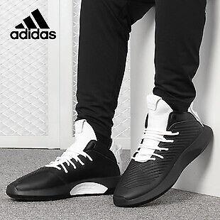 adidas crazy 1 adv black white