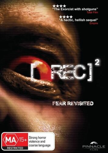 1 of 1 - REC 2 (DVD)