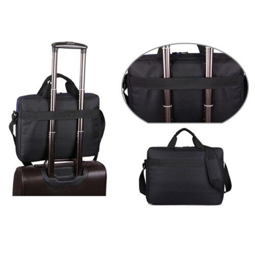 Men Shoulder Messenger Bag Nylon Briefcase Business Laptop Handbag Notebook 15.6