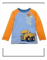 Toddler Boys 2t Handy Manny Reversible Long Sleeve Top Tee Disney Store Nw