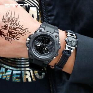 SANDA-MEN-WATCH-Sport-Army-Military-Digital-Watches-S-Shock-Men-Waterproof-Watch