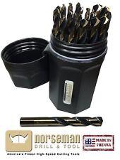 Norseman CTD 66820 29pc Drill Bit Set Magnum Super Premium Spm-29p 3-flats