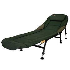 Nightwalker Advance Bedchair 6-Bein Karpfenliege Feldbett Relax Angelliege