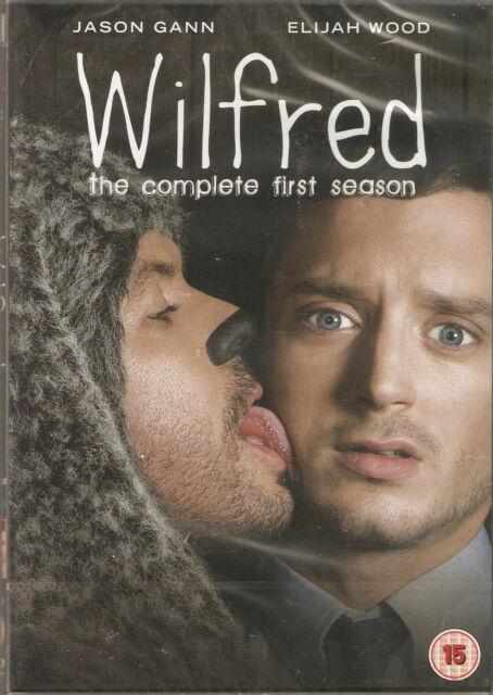WILFRED - Series 1. Elijah Wood, Jason Gann (NEW/SEALED 2xDVD SET 2012)