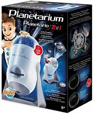 Buki* 7250 Planetarium 2 in 1 Dia Projektor Nachthimmel Display Neu Top ohne OVP