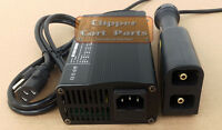 Ez-go 36 Volt Golf Cart Battery Charger (5 Amp) - With Powerwise Plug -