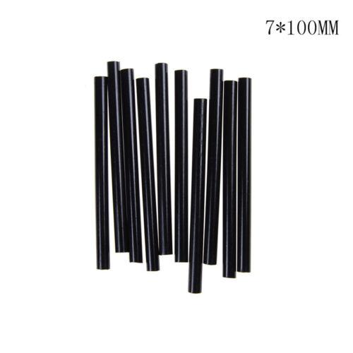 10Pcs Colorful Melt Glue Sticks For Heat Glue Gun 7mm*100mm 7mm*260mm Jl