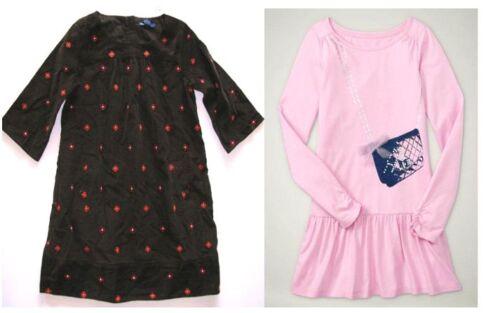 NEW Gap kids girls holiday dress tunic top jumper long sleeve school fall 8 10