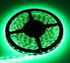 24V Tira LED 5M Camión Tráiler Caravana Chasis exterior y uso interior (verde)
