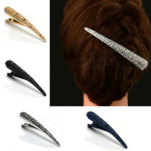 5-034-Filigree-Pelican-Hair-Beak-Duck-Alligator-Claw-Jaw-Concord-Clip-Crystal