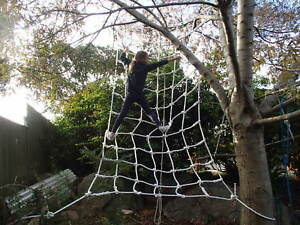 Tents, Tunnels & Playhuts Obliging Heavy Duty Cubby House Scramble/climbing/playground Net 2.5mtr X 1.5mtr-14mm Ro Reasonable Price