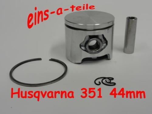 Kolben passend für Husqvarna 351 44mm NEU Top Qualität