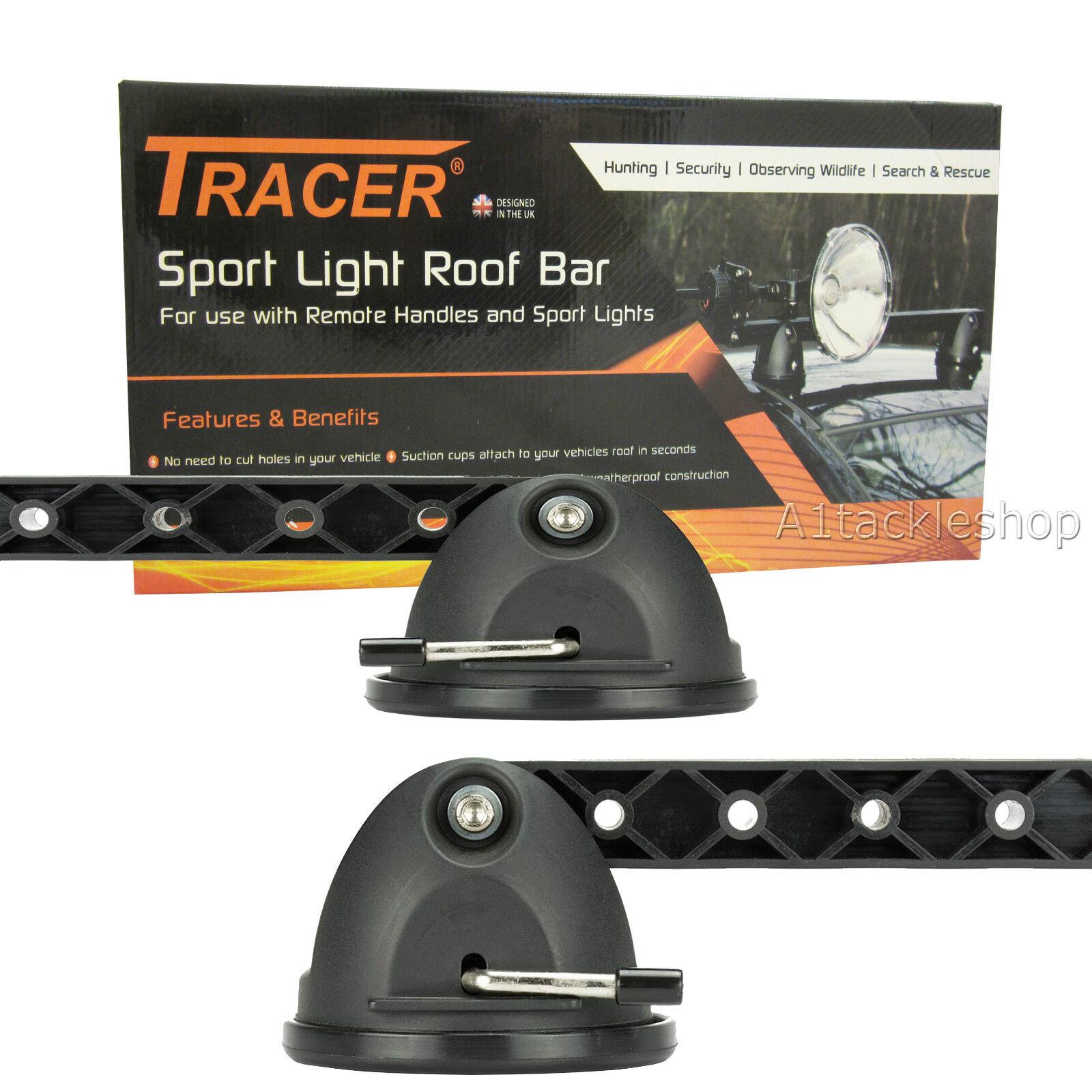 Deben Tracer Sport Light Car Roof Bar for Rabbit and Fox Lamping