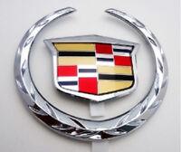 Cadillac Cts V 2007 Grille wreath & Crest Emblem