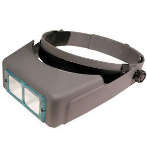 1.75X OptiVISOR Binocular DA 3 Magnifiers