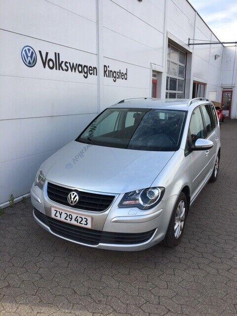 VW Touran 1,9 TDI 7 personer