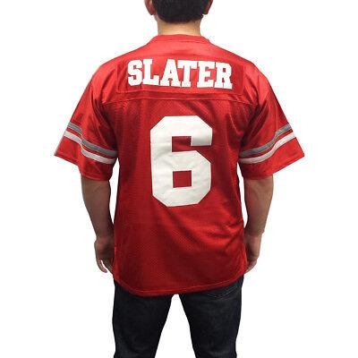 A.c.slater #6 Bayside Fußballtrikot Saved By The Bell Ac Kostüm Uniform Tv StäRkung Von Sehnen Und Knochen