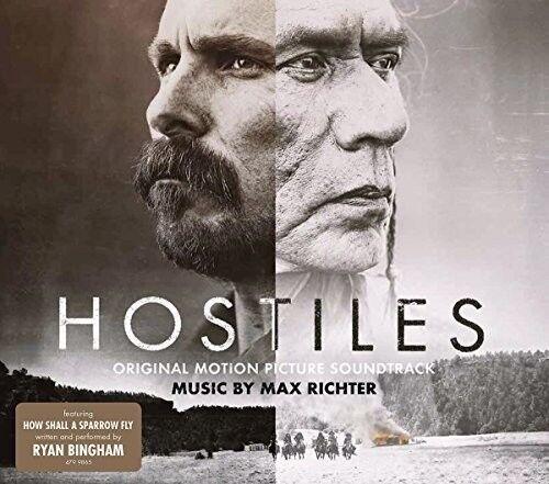 Max Richter - Hostiles [New CD] Digipack Packaging