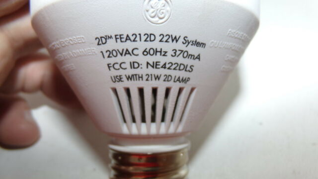 QTY 2 CC120-39 2 Adapters LED HI BAY POST TOP LIGHT E39 WHITE 120W EQV TO 720W