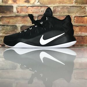 2e5eaa81f11c Nike Hyperdunk 2016 Low Black White 844363-001 Basketball Shoes Mens ...