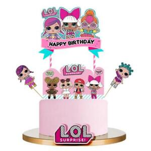 XL-LOL-SURPRISE-DOLL-CUPCAKE-CAKE-TOPPER-party-favors-balloon-SUPPLIES-SQUISHY