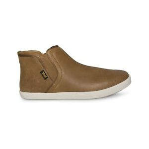 TEVA-WILLOW-CHELSEA-PECAN-LEATHER-SNEAKERS-WOMEN-039-S-SHOES-SIZE-US-7-UK-5-NEW