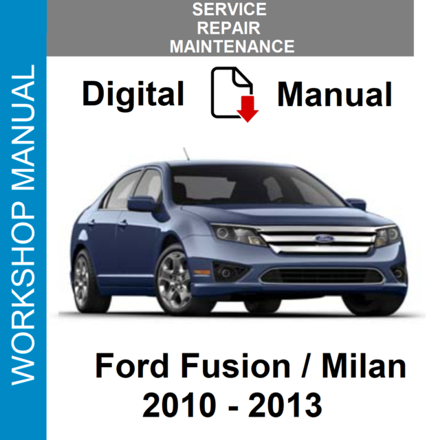 2007 Ford Fusion Milan Mkz Workshop Manual  U0026 Wiring Diagrams Set Oem Dealer