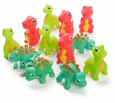 Baby Play. Brand New Boxed Dinosaur Squirters X 4 Bath Toys