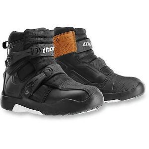 Thor Blitz LS Boots Mens Black Off Road//MX//Motocross//ATV  3410121*