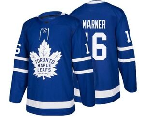 the best attitude f3114 9602e Details about Toronto Maple Leafs #16 Mitch Marner Men's Blue Jerseys  2017-18 New Season NHL