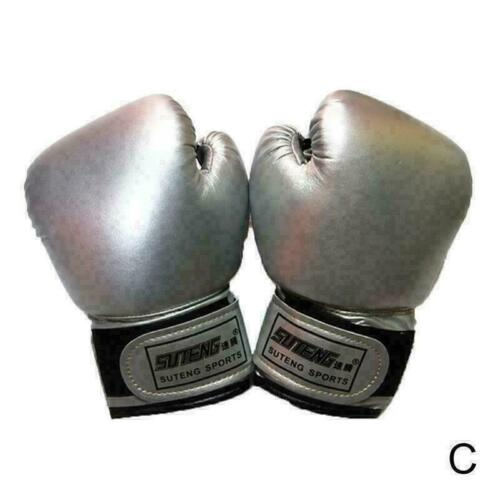 3-10 Y Kids Boxing Gloves For Fun Muay Thai Martial Mitts 2019 Punchin N7U8 Q7P9