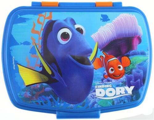 Disneys Finding Dory Kinder Brotdose Lunchbox Sandwichbox orange-blau
