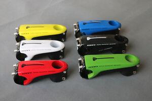 Complet-en-fibre-de-carbone-Tiges-Mountain-Road-Bike-guidon-de-velo-Tige-de-7-80-110-mm