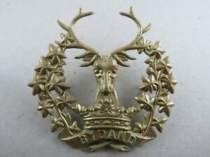 Military-Badge-The-Gordon-Highlanders-British-Army-Infantry-Scotland