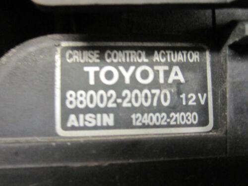 CRUISE CONTROL COMPUTER ACTUATOR UNIT SPEED MOTOR CAR for TOYOTA 00-05 CELICA GT