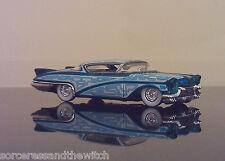 Hot Wheels '57 Cadillac Eldorado Troy Lee Designs Loose Mint