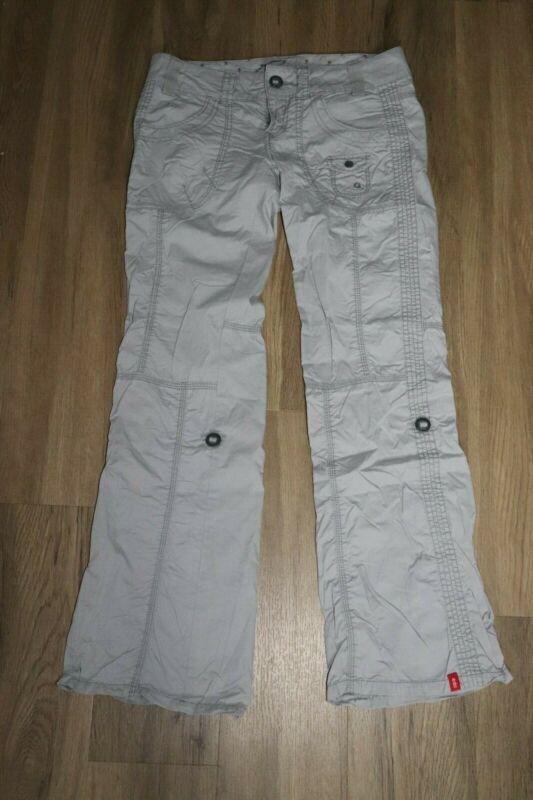 Clever Esprit Coole Hose Streethose Gr. 30 Grau Angenehme SüßE