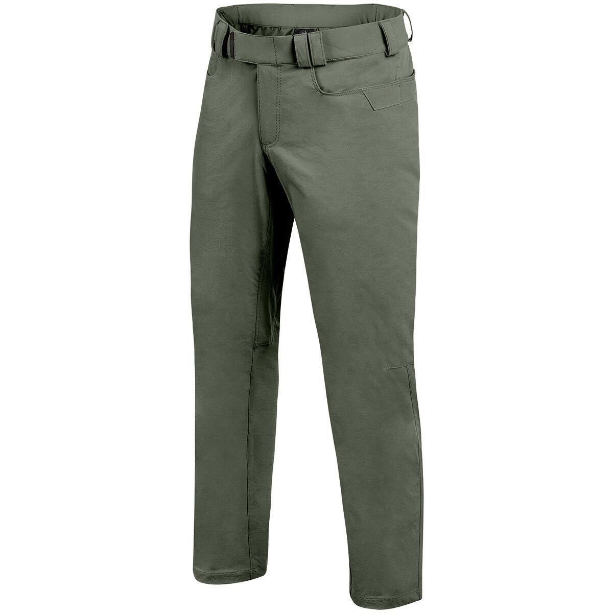 Helikon CTP Coverde Tactical Pants Uomo Pantaloni Airsoft Trekking Olive Drab