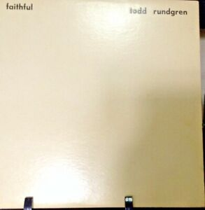 TODD-RUNDGREN-Faithful-ALBUM-Released-1976-Vinyl-Record-Collection-US-pressed