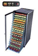 Oliver & Smith Professional Series 20 Tray Digital Food Dehydrator Digital 1000W