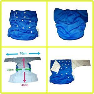adultes couche incontinence hommes femmes lavable couche culotte couche pantalon ebay. Black Bedroom Furniture Sets. Home Design Ideas