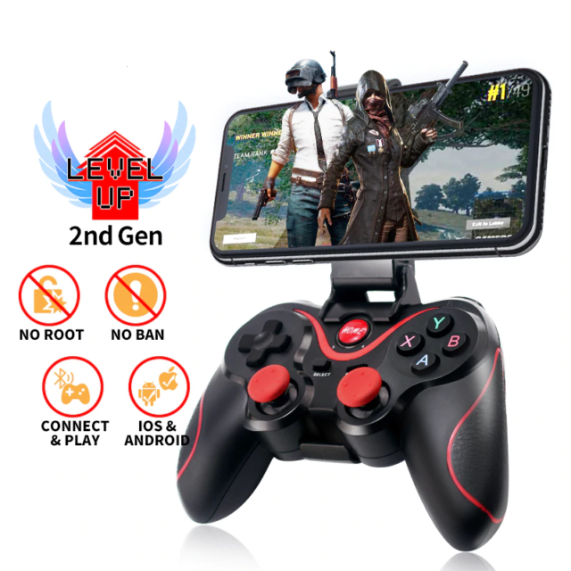 Bluetooth Gamepad Support App Game Controller For IOS