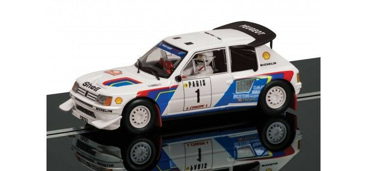 C3591A Scalextric Peugeot 205 T16, brand new  in box